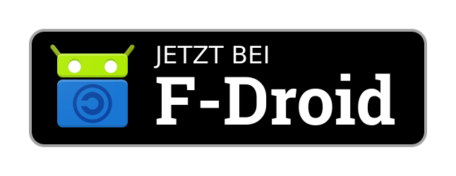 Jetzt bei F-Droid